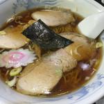 46021539 - チャーシュー麺650円