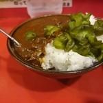 おーくら家 - 2015年11月 茶碗カレー 150円