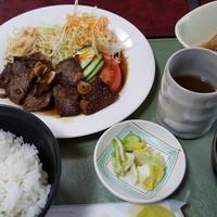 民宿&和風グリル瀬戸-焼肉定食