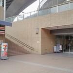 Micasadeco&Cafe - 20141108訪問。駅から地上に上がり…