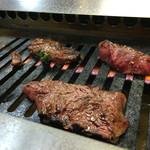 焼肉高木 - 料理写真:ハラミ
