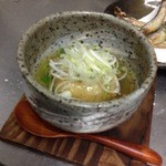和バル 石橋らんぷ - 蓮根饅頭