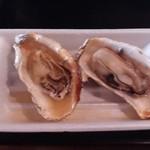 じぱんぐ - 焼き牡蠣
