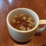 カプリチョーザ - Aランチのスープ