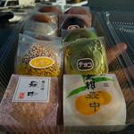 中村屋製菓 - 島の漁港の和菓子たち