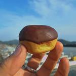 中村屋製菓 - チョコレートまんじゅう