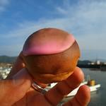 中村屋製菓 - 桃まんじゅう