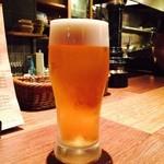 46030910 - サウナの後のビールは最高ですよ♡