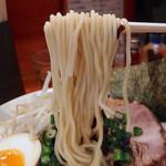濃菜麺 井の庄 - 【12/30限定】二代目JET濃菜麺(850円)+ミニごはんセット・カラベジ(170円)