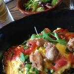 農園レストラン トリトン - オムライスセット