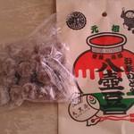 西大黒屋 - 料理写真:H27/1八壷豆