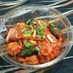 慶 - 海鮮キムチ