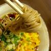 比叡山麓 鶴喜そば - 料理写真: