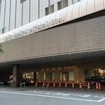46033778 - 2015年12月31日。阪急インターナショナルホテルへ。