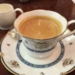 46034198 - セットのホットコーヒー