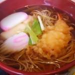 伊勢利 - 下段  蕎麦