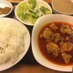 味楽来 - 鶏肉エスニックカレー