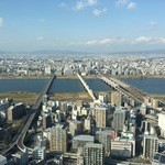 SKY 40 - 窓際のカウンター席で頂きました〜