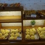 駿河ベーカリー&カフェ - 店内