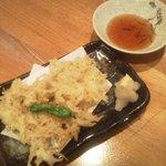 茅ヶ崎 海ぶね - しらすの天ぷら