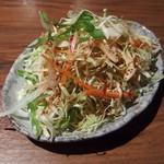 焼肉 龍 - チョレギサラダ