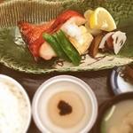 木更津KiSARA - 金目鯛の味噌漬け焼き☺︎