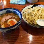 中華そば 青葉 - 特製つけ麺 ¥950