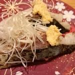 鈴木水産 - 料理写真:焼きしめ鯖