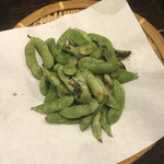 やきとり 風林火山 - 焼き枝豆