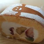 アンバトー - ★★★★☆ トライフル フルーツの甘み酸みとクリームのバランスが素晴らしい