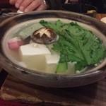 46047457 - 湯豆腐