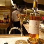 Jean-Georges Tokyo - デザートワイン