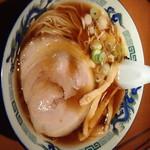 46049649 - 青葉(醤油)ラーメン