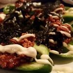 博多ダイナー 琉 - 肉P 生ぴーまんがむちゃくちゃ美味しくなるんです