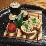 46050235 - 蕎麦寿司