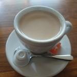 サバービア - 美味いコーヒーです