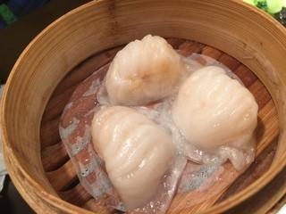 重慶茶樓 - エビ餃子