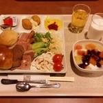 おにやまホテル - 朝食を洋食にしました。