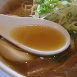 二代目 もんごい亭 - スープ