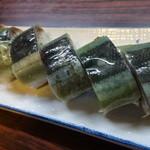 美よし野寿司 - さんま寿司