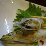 美よし野寿司 - 子持ちわかさぎ南蛮漬け