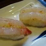 美よし野寿司 - 芝海老