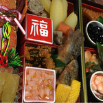 岬鮨 - 料理写真:おせち料理美味しかったです。