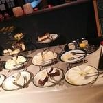 Dining urra - スイーツビュッフェ120分1500円