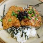 籠堂 - ミニ豚丼