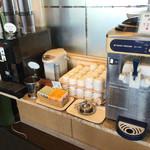 カーサヴェルデ - コーヒー、ソフトクリーム