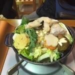 浜っこ食堂 - アンコウ鍋