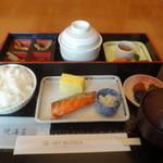 ホテルマイステイズプレミア札幌パーク - 和朝食