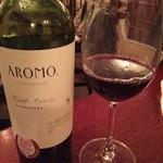 アロアロ - 赤ワイン♪