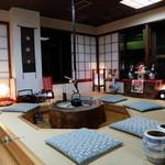 岡崎旅館 - 正月の雰囲気